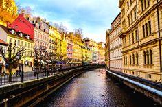 Karlovy Vary, Czech Republic   instagram: @queenetjuin   https://instagram.com/queenetjuin   Around the world. Travel the world. Lonely Planet.