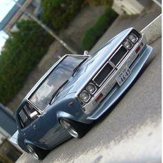 Custom Muscle Cars, Custom Cars, National Car, Japanese Domestic Market, Auto Retro, Old School Cars, Car Tuning, Modified Cars, Nissan Skyline