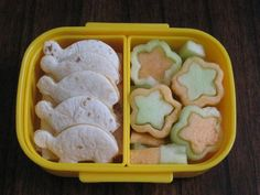 10 Imaginative Bento School Lunches for your Kids
