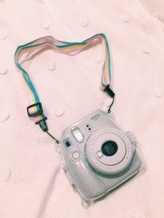 Instax Mini 8, Fujifilm Instax Mini, Polaroids, Glitter, Amazon, Digital, Ideas, Shopping, Bedroom