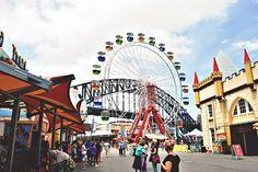 Anya's Photography Travels…Sydney, Australia Luna Park