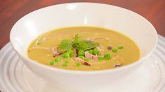 Pea and Ham Soup *
