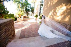 Rose McGowan + Davey Detail's Wedding: Part 1