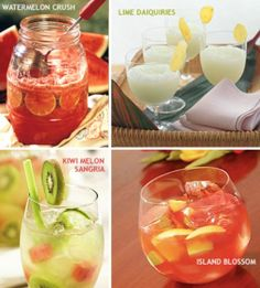 These 4 fabulous cocktails are fantastic for your summer fun