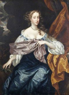 Portrait of an Unknown Lady, c.1660 by Peter Lely (style of)