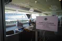 A Life Unexpected filming at the MCG. Photo by Stefano Ferro Life Unexpected, Documentaries, Champion
