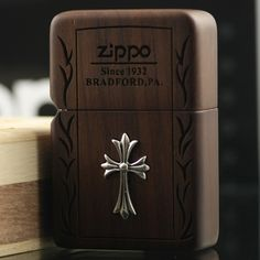 Zippo Usa, Zippo Collection, Cool Lighters, Maxime, Cigars And Whiskey, Cnc Projects, Zippo Lighter, Wooden Art, Gift Wrapping