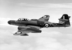Armstrong Whitworth (Gloster) Meteor NF14