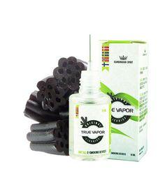 E-Juice - Lakrits - Billigaste ejuicen http://www.minecigg.se