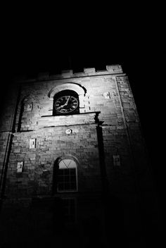 Albion Anecdotes #halloween #ghost #graveyard #church #night