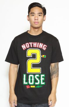 Nothing 2 Lose T-Shirt by DGK at MOOSE Limited