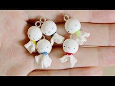 ▶ Teruteru Bozu Rain Doll Clay Tutorial - YouTube