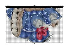 Cross Stitch Fairy, Cute Cross Stitch, Cross Stitch Patterns, Fizzy Moon, Blue Nose Friends, Betty Boop, Bunny, Embroidery, Dolls