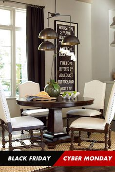 Don't wait until after Thanksgiving to get your discounts, we have all of your furniture deals up and running today! Shop Our Black Friday & Cyber Monday Sales!