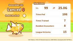 Lanced reached its max level! Whooeeee! #Magikarp http://appkmn.com/mj