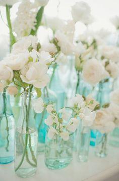 Blomster til bordet