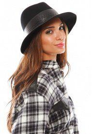 Janessa Leone Fall Hat