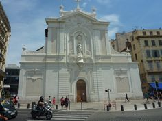 Eglise St Ferréol - Marseille