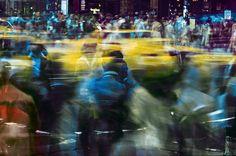 My Sleepy Kisser. with feelings hid. — the–elusive–muse: Ernst Haas, Motion Crosswalk II,. Motion Blur Photography, Urban Photography, Fine Art Photography, Street Photography, Photography Ideas, Minimalist Photography, Documentary Photography, Abstract Photography, White Photography