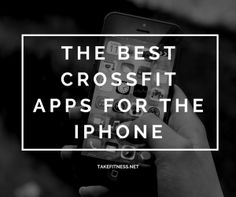 A number of Crossfitters saw an opportunity with the iPhone and released iPhone apps designed to improve the Crossfit experience.