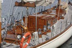 HSS Classic Yacht   Ivanhoe i.e. Havsörnen II Tore Holm 1938
