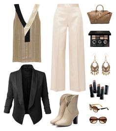 """""""Off to cuba"""" by im-karla-with-a-k on Polyvore featuring Zeus+Dione, The Row, Yves Saint Laurent, Jupe de Abby, Bobbi Brown Cosmetics, Red Camel and Kate Spade"""