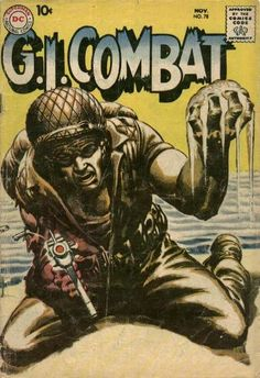 25 Great Joe Kubert Covers - Comics Should Be Good! @ Comic Book ResourcesComics Should Be Good! @ Comic Book Resources
