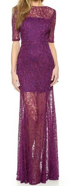 gorgeous violet gown  http://rstyle.me/n/ws2wepdpe