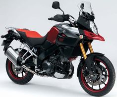 Suzuki V Strom 1000 revealed at Intermot 2012 ~ My next bike!
