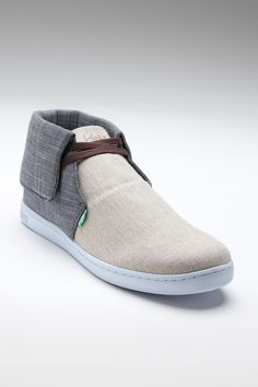 JackThreads - Nuss Hemp/Thatch  Interesting... Haven't worked out if I like or not.