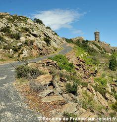 Roussillon, tour Madeloc