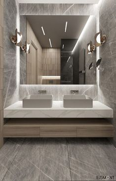 Amazing DIY Bathroom Ideas, Bathroom Decor, Bathroom Remodel and Bathroom Projects to help inspire your bathroom dreams and goals. Diy Bathroom, Master Bathroom, Bathroom Lighting, Bathroom Ideas, Bathroom Organization, Bathroom Mirrors, Plum Bathroom, Colorful Bathroom, Marble Bathrooms