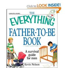 Great book for the dad to be.