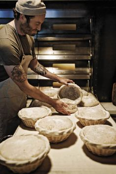Manufactory - 18th street - Tartine's Chad Robertson Plans to Take Over the World | 7x7