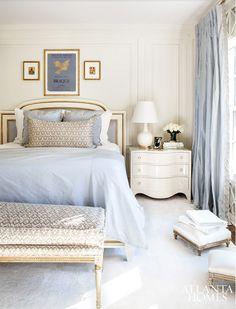 Belclaire House: Suzanne Kasler's Bedroom