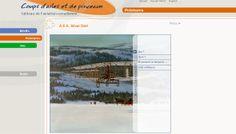 Coups d'ailes et de pinceaux, exposition virtuelle -- Explorez le patrimoine aéronautique du Canada en visitant la collection d'art et de photos d'archives du Musée.