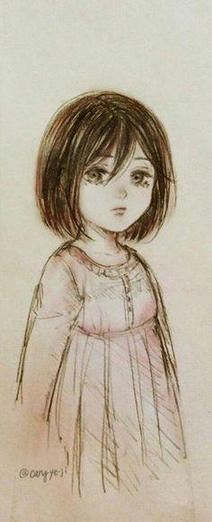Mikasa - Attack on titan / Shingeki no kyojin
