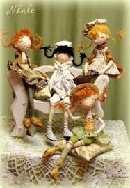 Resultado de imagem para nkale dolls