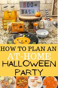 This year throw a safe Halloween party at home. Fun ideas for a family friendly Halloween celebration. #food #recipes #kids #pumpkin #activities Teen Halloween Party, Halloween Celebration, Family Halloween Costumes, Halloween Birthday, Halloween House, Holidays Halloween, Happy Halloween, Halloween 2020, Halloween Stuff
