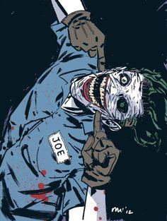 New 52 Joker.
