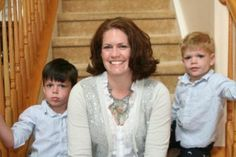 mompreneur Katie O'Neill- featured on ediTORIal
