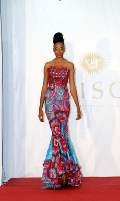 African events hottest ankara styles dresses 2013