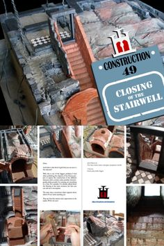 Construction Materials, Miniatures, Stone, Projects, Mini Things, Mockup, Rocks, Rock, Tile Projects