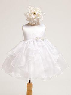 Love this as a Flower Girl dress