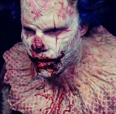 Eli Roths Clown great movie nedds a USA release on dvd. Eli Roths Clown great movie nedds a USA release on dvd. Clown Faces, Creepy Clown, Arte Horror, Horror Art, Clown 2014, Halloween Makeup Witch, Halloween Ideas, Scream, Zombie Monster