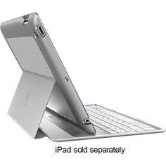 Belkin - Ultimate Keyboard case - silver