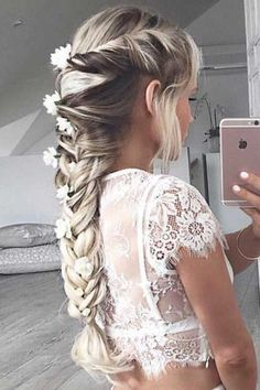 Latest Braided Long Hairstyles for Women