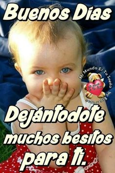 Foto Happy Birthday In Spanish, Morning Messages, Good Morning Quotes, I Miss You, Namaste, Friendship, Romantic, Children, Memes