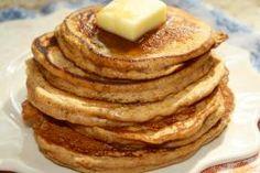 Pumpkin Protein Pancakes | Lauren Kelly Nutrition