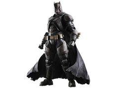 Play Art Kai Batman v Superman Dawn of Justice Armored Batman Action Figure